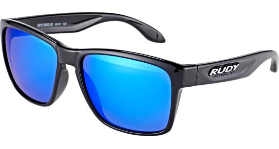 Rudy Project Spinhawk Okulary rowerowe czarny